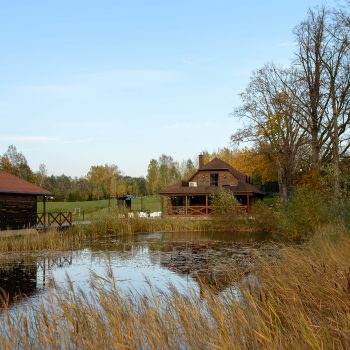 Sodybos nuoma Vilniaus rajone - Raudonės sodyba